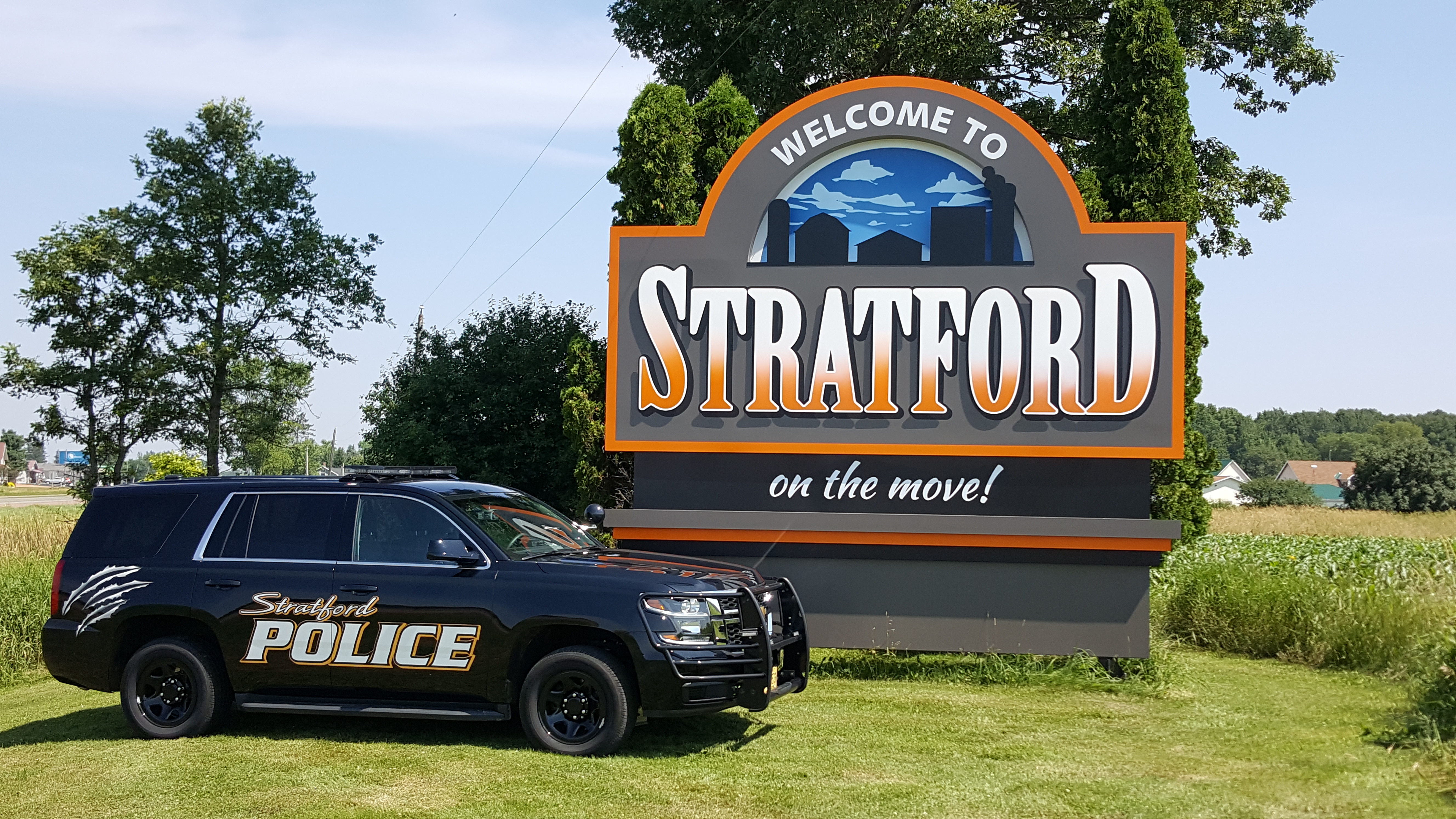 police village of stratford
